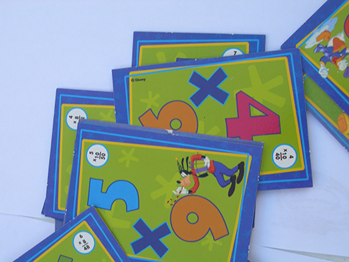 math as a game , we have many activities